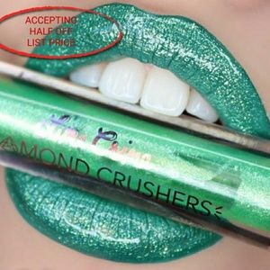 🍈Lime Crime Diamond Crushers Meadow lip topper